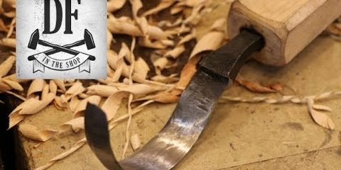 Forging A Hook Knife